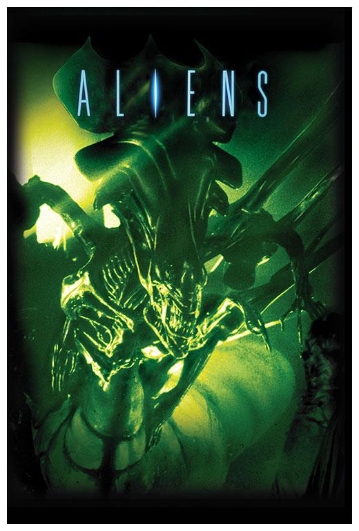 Хардпостер (на твёрдой основе) Alien / Чужой / Чужие